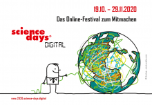 Einladung zur Science Days digital